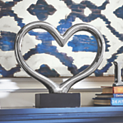 Heart Art Tabletop Décor