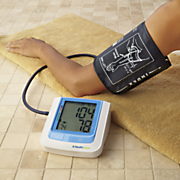 healthsmart arm blood pressure monitor