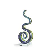 swirl sculpture