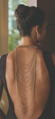 Back-Chain Necklace