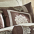 Angelo Embroidered Accent Pillow