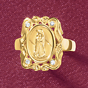 guadalupe ring
