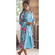 tahiti tropics robe gown set