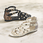 Printback Sandal by Midnight Velvet
