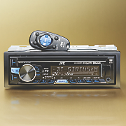 Bluetooth, USB and Auxiliary In-Dash Digital Media Receiver by JVC