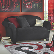 Metro Stretch Slipcovers and Pillow Cover