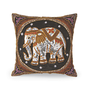raja elephant pillow