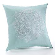 haven floral pillow