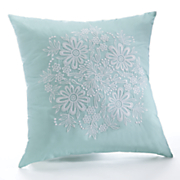 haven floral pillow