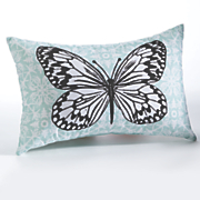 haven butterfly pillow