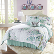 Haven Comforter Set and Pillows