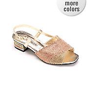 sparkle sandal by midnight velvet