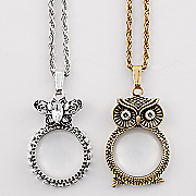magnifying pendants