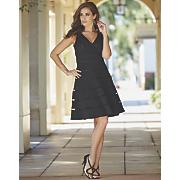 Eva Mesh Inset Dress