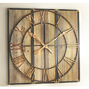 3-Piece Clock Art