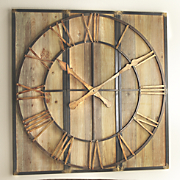 3 pc  clock art