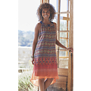 Southwest Trapeze Dress