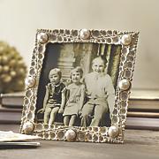 vintage pearl frame