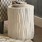 stump accent table