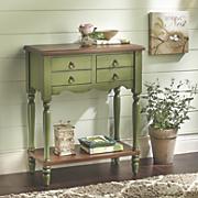 Sage Cabinet