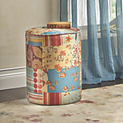 Patchwork Foot Stool