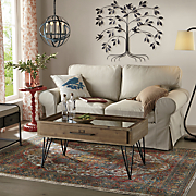 Display Coffee and Console Table