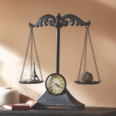 Decorative Scale Clock
