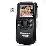 digital camcorder by bell and howell