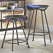 metal tractor stools