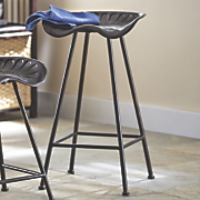 tall tractor stool