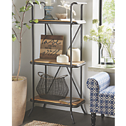 3-Tier Display Shelf