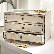 3-Drawer Jewelry Holder
