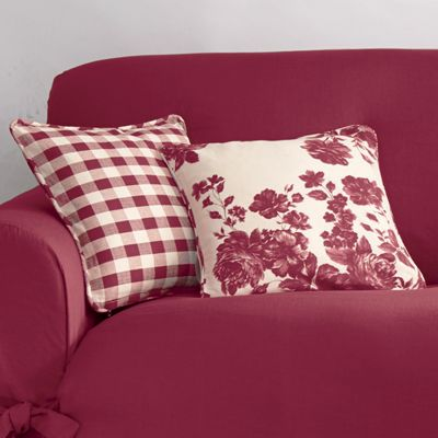 Pemberley Pillow Cover