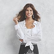 breezy blouse 85