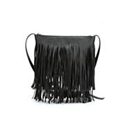 fringe crossbody handbag
