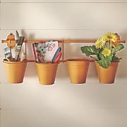 4 hanging buckets