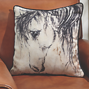equine pillow