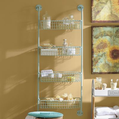 Aqua Wall Shelf