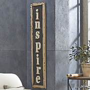 Inspire Wall Plaque