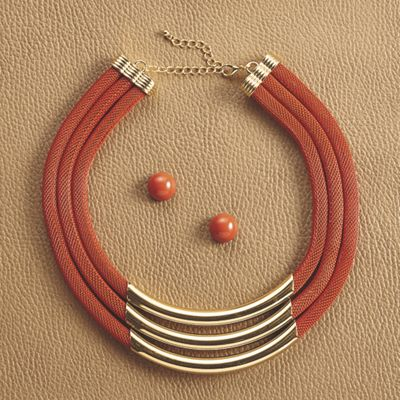 Tiphany Jewelry Set