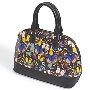 dome butterfly satchel