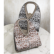 animal print bag by steve harvey