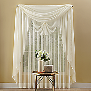 emelia sheer voile window treatments