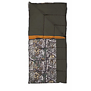 pathfinder realtree camo sleeping bag