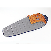 mummy sleeping bag by teton