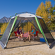 hexagon screen canopy by coleman
