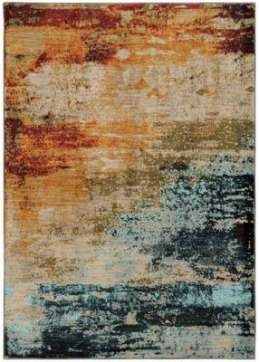 Watercolor Vista Rug