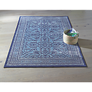 Barrow Blue Rug by Mohawk