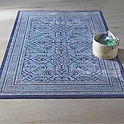 barrow blue rug by mohawk