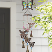 butterfly wind chime 13